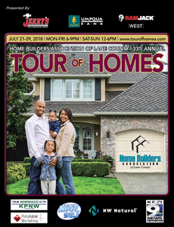 2018 Home Builders Association Tour of Homes